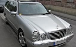 Clasa E T-modell (S210, facelift 1999)