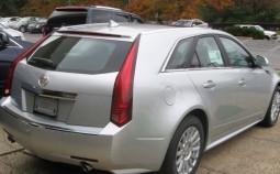 CTS II Sport Wagon