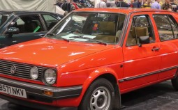 Golf II (5-door)