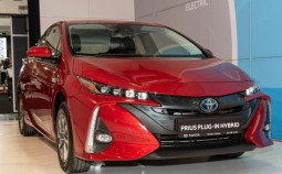 Prius Plug-in Hybrid (XW50)